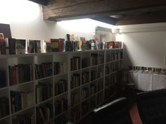 Lavant Christine im Bücherbazar von Obdach - Paul Decrinis Bookcase, Shelves, Home Decor, Shelving, Decoration Home, Room Decor, Book Shelves, Shelving Units, Home Interior Design