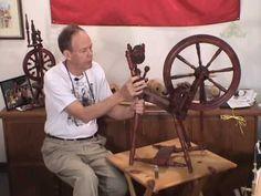 NVT -  Spinning Wheel Maintenance Part 1