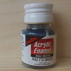 Pactra ACRYLIC PAINT - Light Ghost Gray (A42) for model-making and craft. by AllScalesModels on Etsy Gray, Model, How To Make, Crafts, Painting, Vintage, Manualidades, Grey