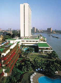 White Swan Hotel, Guangzhou, China - places we've been
