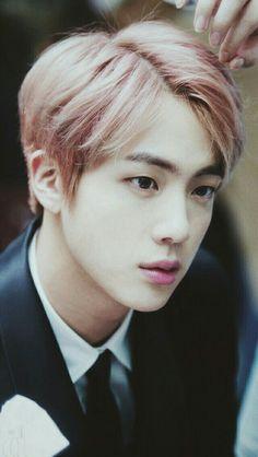 He's soooooooo prettyyyy  | Jin | BTS