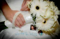 Wedding Bouquet Charms by DelaneyPhotoJewelry