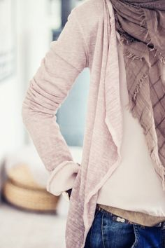 Need a blush open cardigan for fall