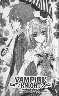 Rima and Shiki, Vampire Knight