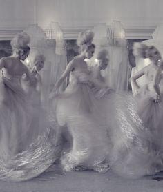 """pivoslyakova: """" """"The Snow Queen"""" by Tim Walker for Vogue UK, March 2009. """""""