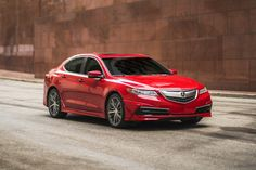 Acura S Super Sporty Tlx Luxury Sedan Can Be Further Upgraded And Customized Via The Exclusive Gt Package Available For 2016 2017 Model