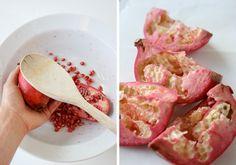 stephmodo: How to Seed a Pomegranate