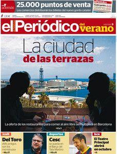 La portada de verano del 09-08-2013