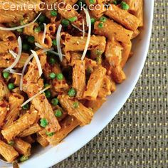 Spicy Chicken Rigatoni like Buca di Beppo