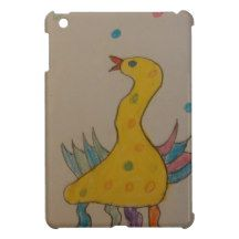 #ABC Art by Children, Easter Duck iPad Mini Cases #HappyEaster http://www.zazzle.com/abc_art_by_children_easter_duck_ipad_mini_cases-256619137758732653