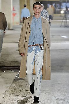 Dries Van Noten Spring 2011 Menswear Collection on Style.com