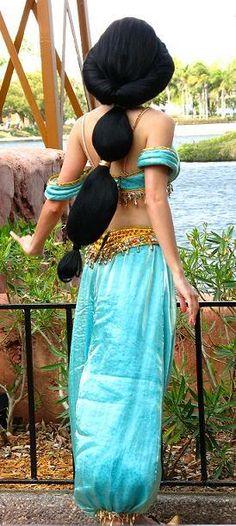 Princess Jasmine Wig - Bing Images