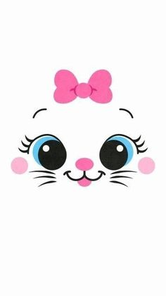 41 Ideas For Cats Cute Wallpaper Kawaii Kitty Wallpaper, Cartoon Wallpaper, Iphone Wallpaper Kawaii, Cute Disney Wallpaper, Mobile Wallpaper, Wallpaper Backgrounds, Tangled Wallpaper, Aztec Wallpaper, Iphone Backgrounds