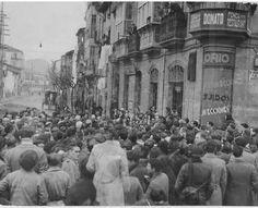 Inauguración calle Leopoldo Lewin
