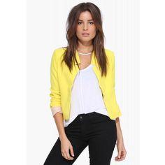 New Fashion 2016 Spring Autumn Women Blazer Long sleeve Jacket Suit Casual Coat Short Slim Outerwear Blaser Feminino Female