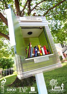 Linwood Neighborhood Little Free Library