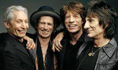 Rolling Stones  ¿cuantos pines os puedo poner a vosotros? os adoro!