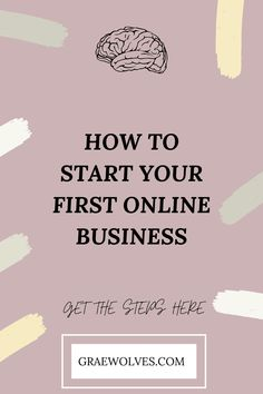 Circumstances will never be ideal to start your first business. So you might as well just start! Here's the steps you need to get started and go after your dreams as an entrepreneur Email Providers, Email Service Provider, Creative Business, Business Tips, Online Business, Run To You, How To Get, Quitting Your Job, Social Media Graphics