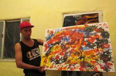 obstrato Painting, Art, Art Background, Painting Art, Kunst, Paintings, Performing Arts, Painted Canvas, Drawings