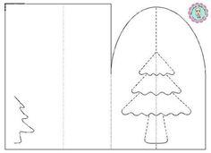 9 Blanco Navidad Fiesta Pascua Tapetes silueta tarjeta 160gsm tarjeta Topper