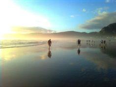 Hermanus Grotto Beach Summer Christmas, Seaside Village, Heaven On Earth, Creative Inspiration, South Africa, Environment, Relax, Ocean, Sunset