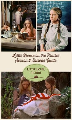 Little House on the Prairie Season 2 Episode Guide with exclusive fun facts and did you know trivia tidbits!