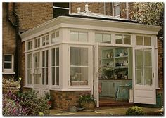 Awesome Roof Lantern Extension Ideas - The Urban Interior Garden Room Extensions, House Extensions, Victorian Conservatory, Victorian Homes, Orangery Conservatory, Conservatory Dining Room, Conservatory Extension, Victorian Ladies, Orangerie Extension