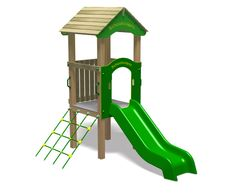 Beacon Single Tower  #playground #equipment #design