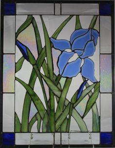 Blue Iris - from Delphi Artist Gallery