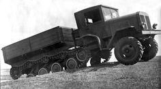 2 engine truck