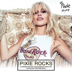 Διαγωνισμός Glafki's dolce vita με δώρο δύο (2) Hard Rock Cafe x Pixie Lott limited edition T-shirts - https://www.saveandwin.gr/diagonismoi-sw/diagonismos-glafkis-dolce-vita-me-doro-dyo-2-hard-rock-cafe-x-pixie/