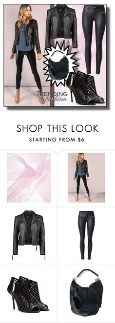 """The Great Closet-8"" by dzemila-c ❤ liked on Polyvore featuring Boohoo, Burberry and Lanvin"