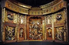 San Benito / Museo N. Escultura Valladolid | Flickr: Intercambio de fotos