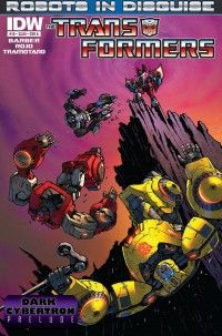 The Transformers:Robots in Disguise #18