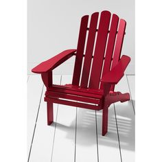 Lands End Adirondack Chairs