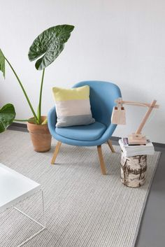 Een overzicht van sfeerfoto's volgens onze inspiratie in Bamboe, met gerelateerde tapijten die we online te koop aanbieden.