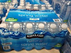 Kirkland Signature Water Seattle Tap Water 53