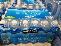 Kirkland Signature Water Seattle Tap Water 53