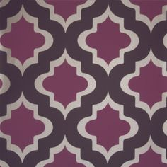 by Clarke & Clarke  'Kasbah' by Clarke & Clarke is one of our best selling patterns, adding a stylish and decorative feature into your home decor  click here if you wish to order samples  easy paste the wall application non-woven paper pattern repeat 10.5 in roll 20.5 in wide, 33 ft long coverage 56 sq. ft.