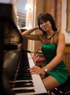 Yuja Wang piano virtuoso