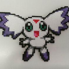 Calumon - Digimon hama beads by eltallerdekurisu