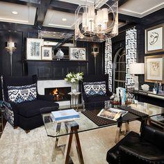 Burkett - traditional - Home Office - Dallas - IBB Design Fine Furnishings