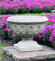 Buy Longwood Fluted Urn online with free shipping from thegardengates.com