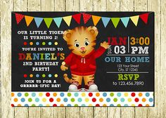 Check out this item in my Etsy shop https://www.etsy.com/listing/259780724/daniel-tiger-printed-chalkboard