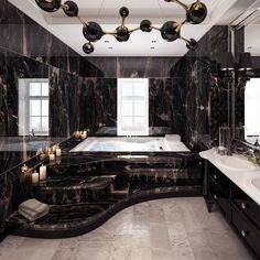 32 luxury bathrooms and tips you can copy from them 31 – 32 luxe badkamers en tips die u kunt kopiëren 31 – Interior Design Classes, Bathroom Interior Design, Interior Design Living Room, Kitchen Interior, Home Design, Design Design, Modern Design, Design Girl, Cabin Design
