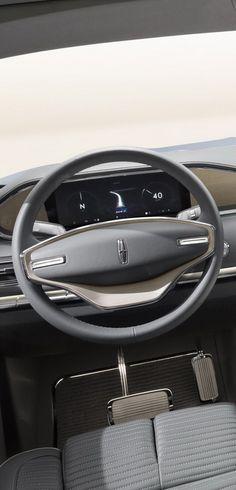 2016 Lincoln Navigator Concept New York 2016. Car : Interior ...