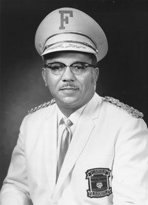 """DR. WILLIAM PATRICK FOSTER is one of the Fathers of HBCU marching bands. Obtaining a Bachelors, Masters and two Doctorate degrees in his lifetime, he is the creator of the Florida A Band: """"Marching 100,"""" serving as the band's director from 1946 to 1998. His innovations revolutionized college marching band technique and perceptions of collegiate bands. Under his direction, the """"March...ing 100"""" appeared in numerous films, commercials, magazine & newspaper articles, nationally televised…"""