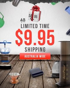 Limited Time Flat Rate $9.95 Shipping Australia Wide! Unlimited Products! Shop Online at: @baristadaily - link in bio Widest Range of Barista Gear & Accessories! by baristadaily