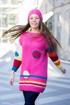 Yarn kits available at varmdesign.no