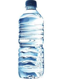 bottled water - always good to have on hand.